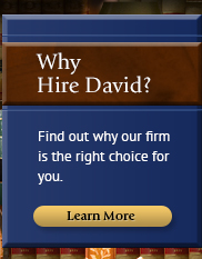 Find out why my firm is the right choice for you